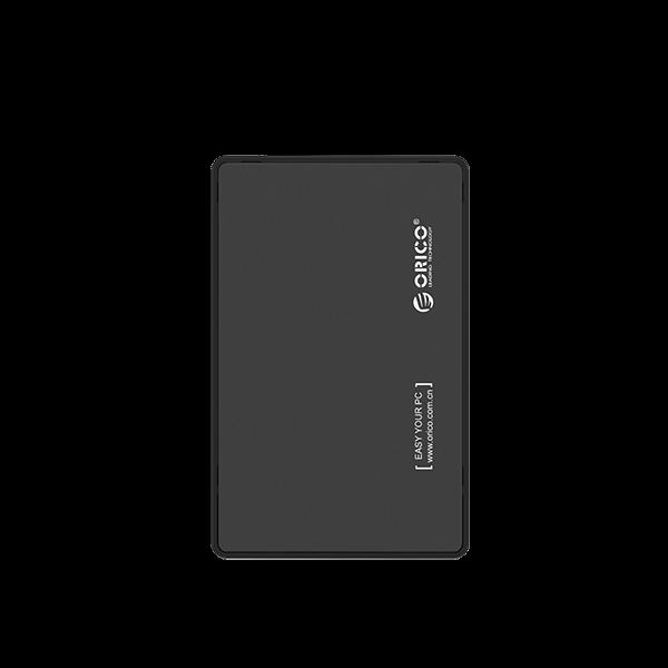 ORICO 2.5 HDD ENCLOSURE BLACK