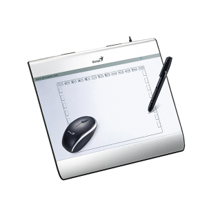 GENIUS I608X TABLET WITH MOUSE & PEN