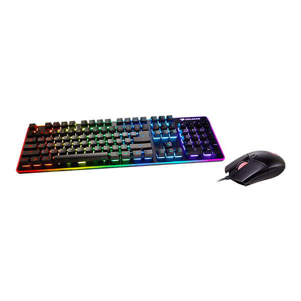 COUGAR DEATHFIRE EX KEYBOARD&MOUSE COMBO