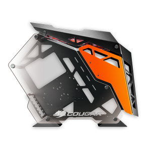 COUGAR CONQUER MID TOWER ALUMINIUM GAMING CASE
