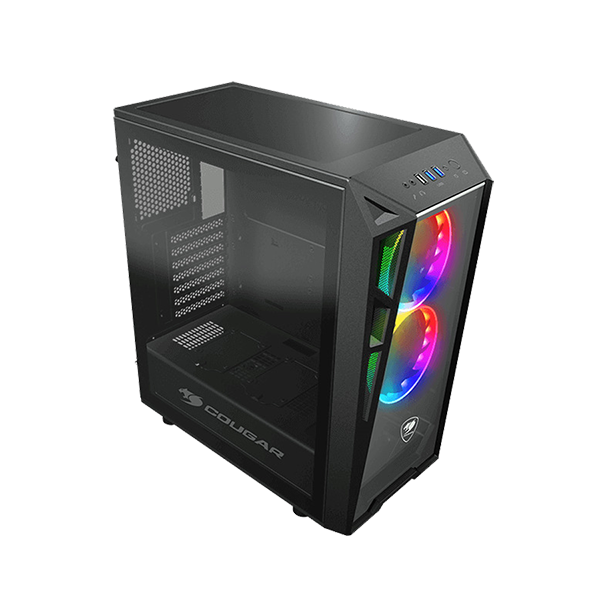 COUGAR TURRET MID TOWER ATX RGB CASE