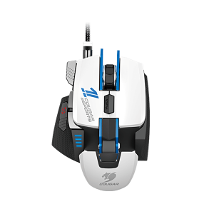 COUGAR 700M ESPORTS USB LASER 8200DPI RIGHT-HAND WHITE GAMING MOUSE