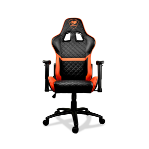 COUGAR ARMOR ORANGE GAMING CHAIR