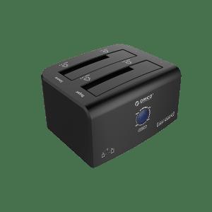 ORICO 2 BAY USB3.0 ESATA EXT HDD DOCK