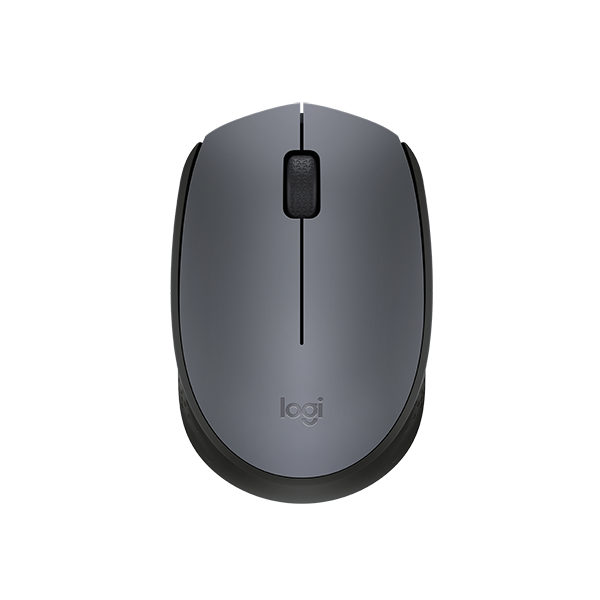 LOGITECH M171 WIRELESS MOUSE BLACK