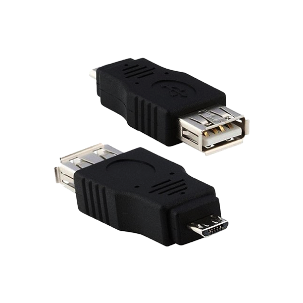 MICRO USB MALE TO USB FEMALE ADAPTER