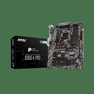 MSI B360-A PRO INTEL MOTHERBOARD