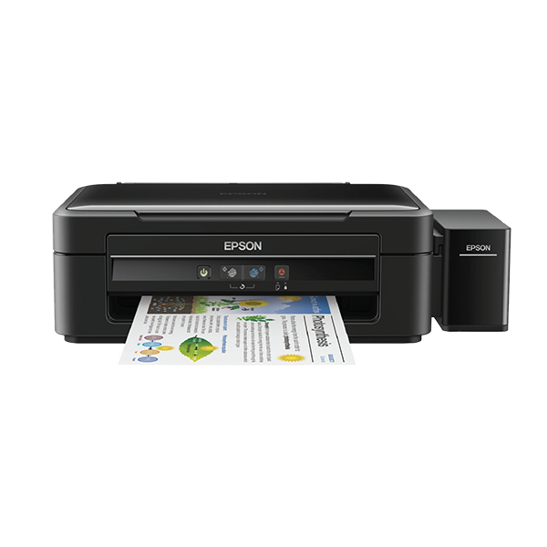 EPSON L382 MULTIFUNCTION COLOUR INK TANK 3-IN-1 PRINTER
