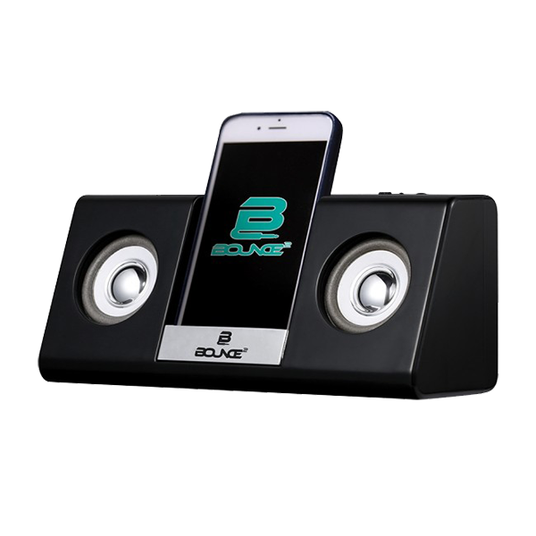 BOUNCE STEP SERIES AUX SPEAKER