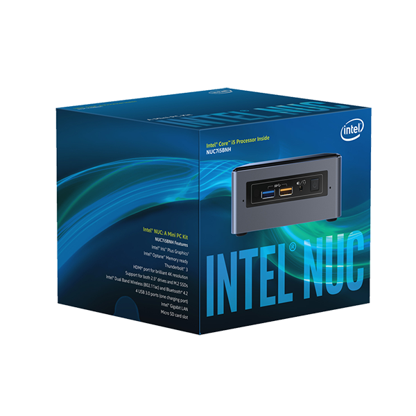 INTEL CORE I5 NUC KIT 7
