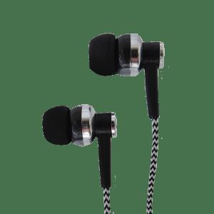 BUDDS BY DJ FRESH WIRED EARPHONES BLACK