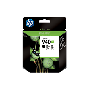 HP 940XL HIGH YIELD BLACK INK CARTRIDGE