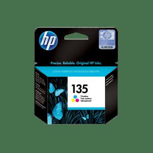 HP 135 TRI COLOUR ORIGINAL INK CARTRIDGE