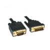 CABLE DVI TO VGA 2M