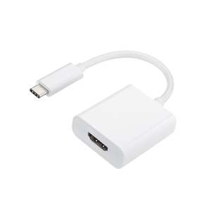 USB TYPE-C TO HDMI FEMALE ADAPTER