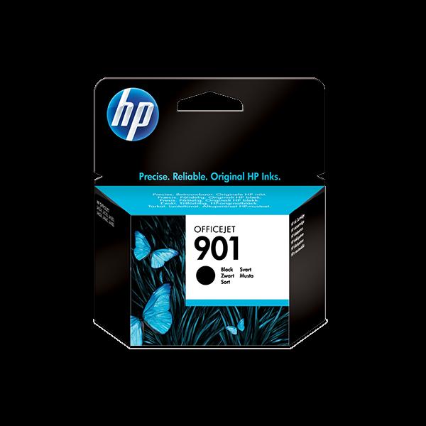 HP 901 BLACK ORIGINAL INK CARTRIDGE