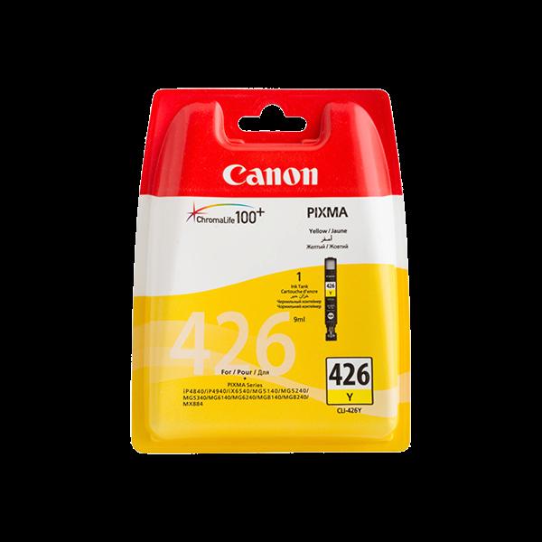 CANON CLI426 YELLOW INK CARTRIDGE