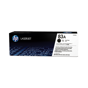 HP 83A BLACK LASERJET TONER CARTRIDGE