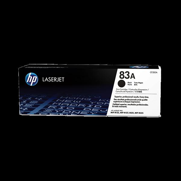 HP 83A BLACK LASERJET TONER CARTRIDGE