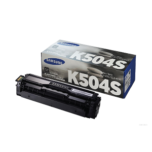 SAMSUNG CLT-K504S STANDARD YIELD BLACK TONER