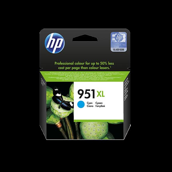 HP 951XL CYAN ORIGINAL INK CARTRIDGE