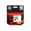 HP 650 BLACK INK ADVANTAGE CARTRIDGE