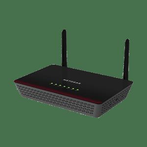 NETGEAR AC750 WIFI ADSL2+ MODEM ROUTER