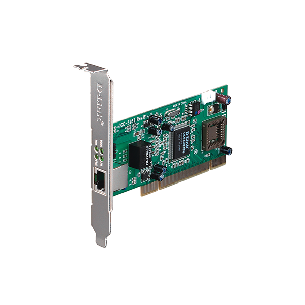 DLINK COPPER GIGABIT PCI CARD FOR PC