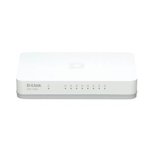 D-LINK 8-PORT GIGABIT UNMANAGED SWITCH