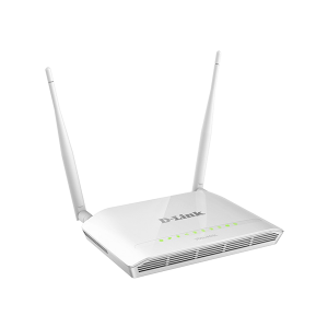 D-LINK N300 4-PORT VDSL2/ADSL2 WIRELESS ROUTER