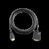 DVI MALE TO HDMI MALE CABLE - 3M