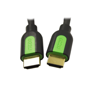GIZZU HIGH SPEED V2.0 HDMI 1M CABLE WITH ETHERNET