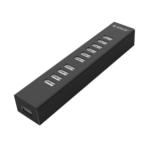 ORICO 10 PORT USB 2.0 DESKTOP HUB