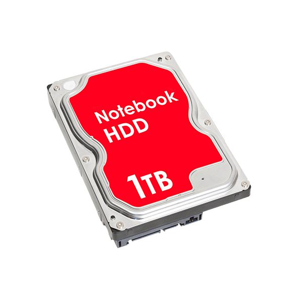 HARD DRIVE 1TB NOTEBOOK