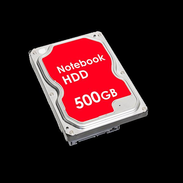 HARD DRIVE 500GB NOTEBOOK