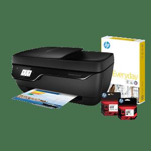 HP DESKJET INK ADVANTAGE 3835 PRINTER BUNDLE