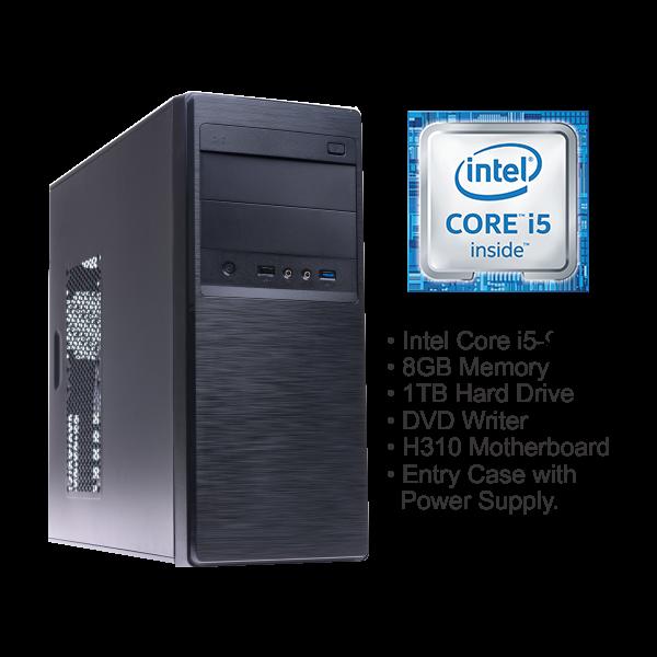 HURRICANE I5 PRE-BUILD DESKTOP PC