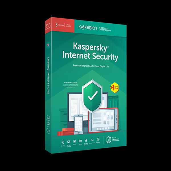 KASPERSKY 2019 INTERNET SECURITY 4 USER