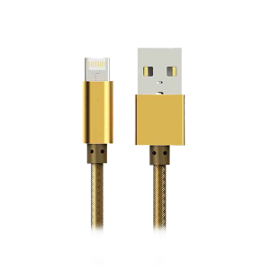 LDNIO CHARGING AND DATA CABLE 2 IN 1 FOR APPLE