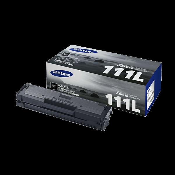 ORIGINAL SAMSUNG MLT-D111L BLACK TONER