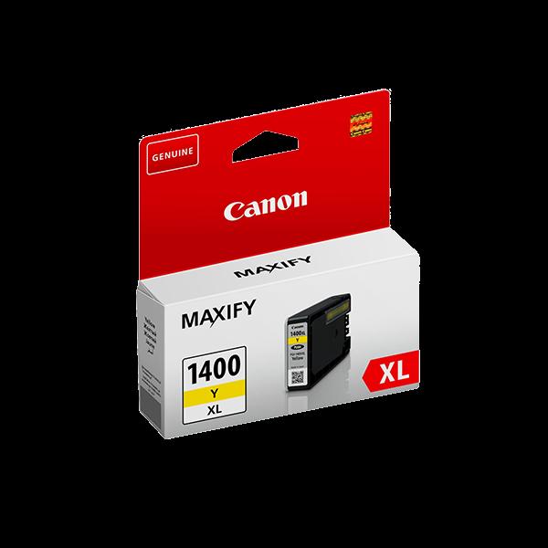 CANON PGI-1400 YELLOW XL INK TANK