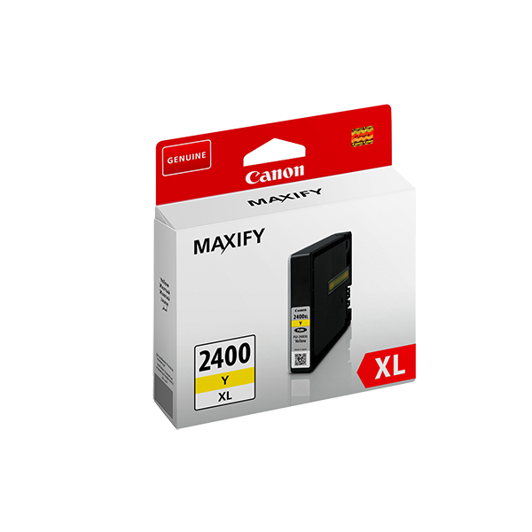 CANON PGI-2400YXL YELLOW INK CARTRIDGE