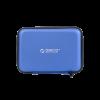 ORICO 2.5 PORTABLE HARD DRIVE BAG BLUE