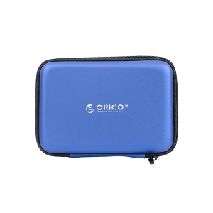 ORICO 2.5 PORTABLE HARD DRIVE BAG BLUE