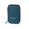 ORICO PORTABLE HARD DRIVE CARRYING CASE BLUE