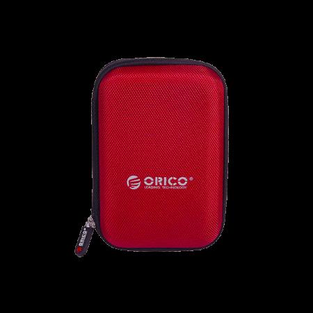 ORICO HARD DRIVE BAG RED