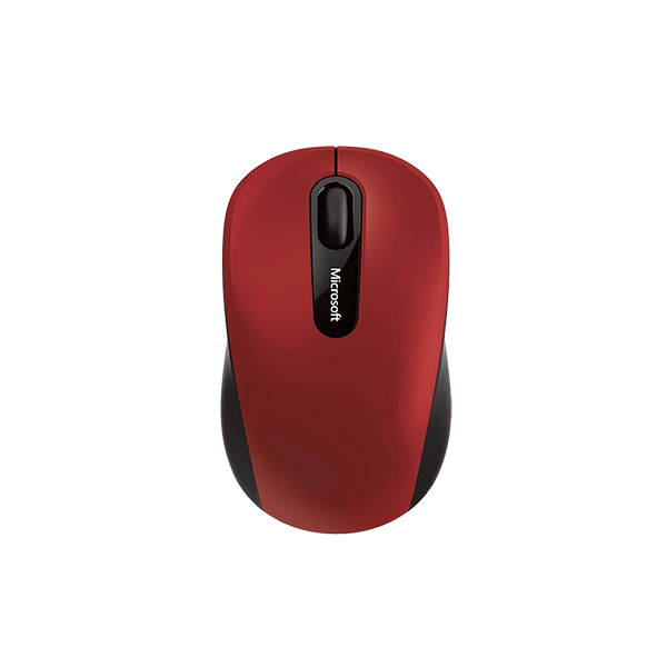 MICROSOFT BLUETOOTH MOBILE MOUSE 3600 RED