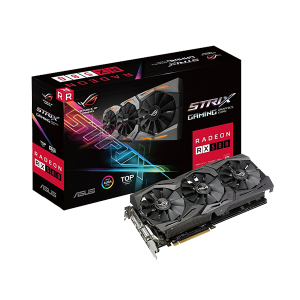 ASUS STRIX RX580 O8GB GAMING