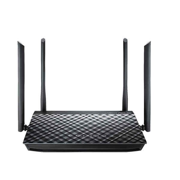 ASUS AC1200 DUAL-BAND GIGABIT WI-FI FIBRE-READY ROUTER
