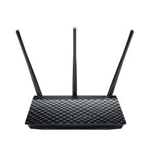ASUS AC750 DUAL-BAND WI-FI GIGABIT FIBRE-READY ROUTER